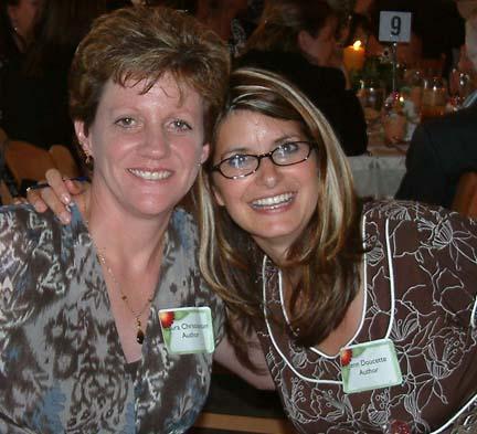 Laura Christianson & Jenn Doucette