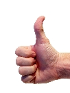 Thumbs Up 605480
