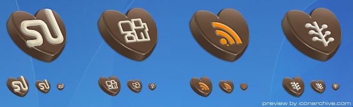 Chococons