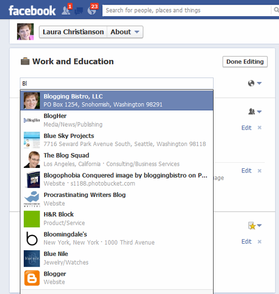 how to add youtube link to facebook profile