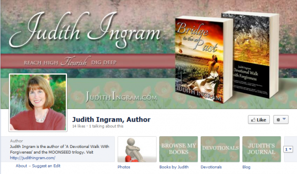 Judith Ingram Facebook Page