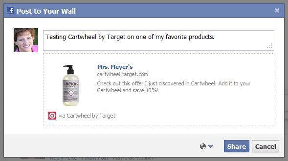 Testing Cartwheel by Target