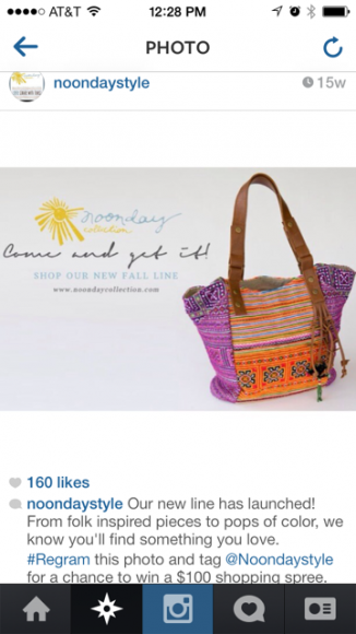 noonday style instagram contest 2