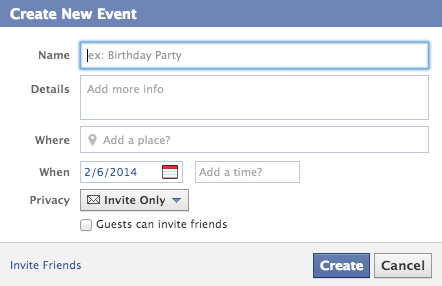 How to Create a Cover Photo for a Facebook Event | Blogging Bistro