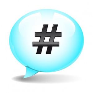 bulle hashtag