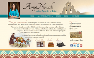 Amy Nowak Home Page