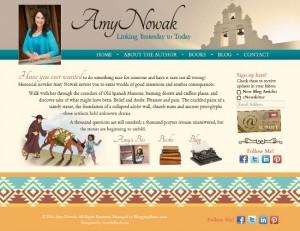 AmyNowakWebsite