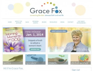GraceFoxWebsite