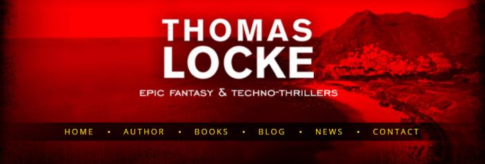 TLocke.com: Header for Fault Lines techno-thriller series