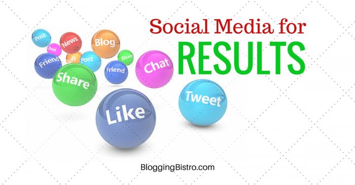 Social Media for Results - One-Day Course in Everett, WA | BloggingBistro.com