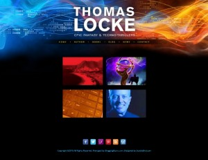 Author Thomas Locke's Website, TLocke.com