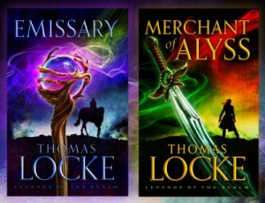 Emissary and Merchant of Alyss by Thomas Locke