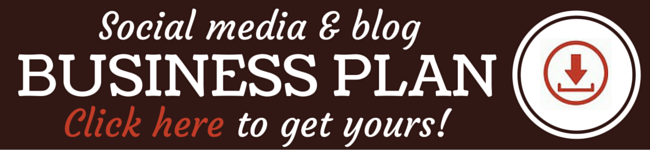 Free action plan to help you build your blogging and social media strategy | BloggingBistro.com