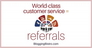 4 Simple Tips to Get Word-of-Mouth Referrals on Social Media | Blogging Bistro