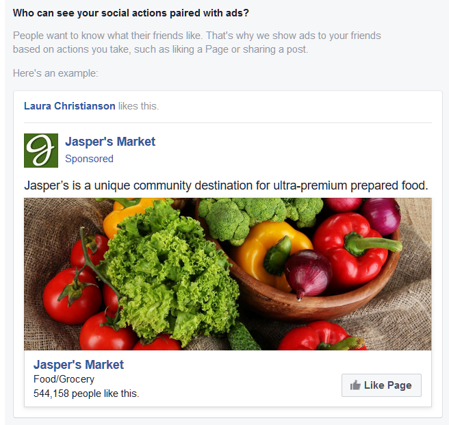How to Control Which Ads You See in Your Facebook News Feed | BloggingBistro.com