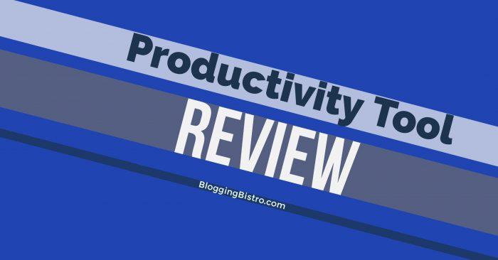 Productivity Tool Review: Asana   BloggingBistro.com