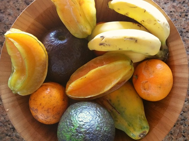 Fruit basket   BloggingBistro.com