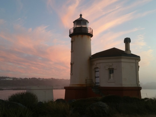 Coquille River Lighthouse   BloggingBistro.com