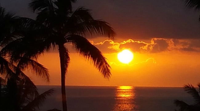 Kauai sunset   BloggingBistro.com