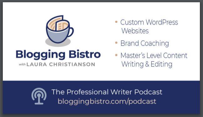 Essential Components of a Business Card | BloggingBistro.com