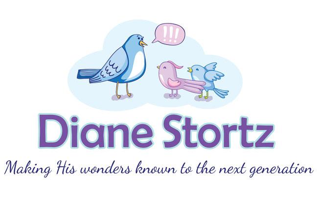 Diane Stortz — Logo Design | BloggingBistro.com