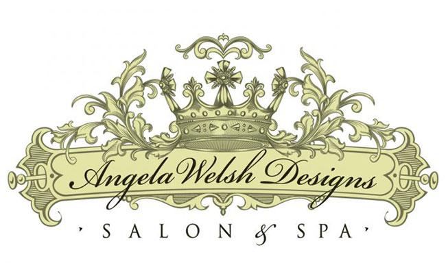 Angela Welsh Designs — Logo Design | BloggingBistro.com