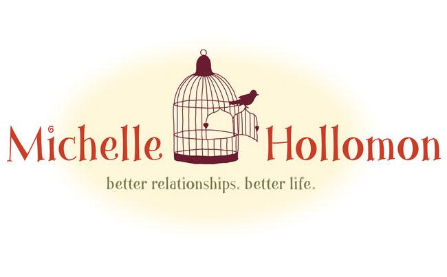Michelle Hollomon — Logo Design | BloggingBistro.com