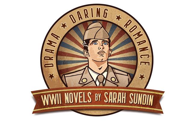 Sarah Sundin logo | Designed by the BloggingBistro.com team