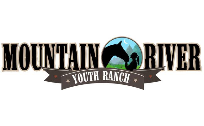 Mountain River Youth Ranch — Logo Design | BloggingBistro.com