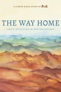 The Way Home, by Tessa Afshar