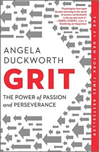 Grit: The Power of Passion and Persevedrance, by Angela Duckworth