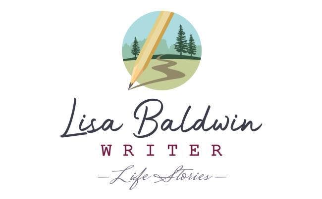 Lisa Baldwin Logo | created by the team at BloggingBistro.com